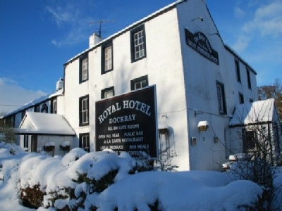 The Royal Hotel in Dockray